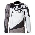 Klim marškinėliai XC juodi