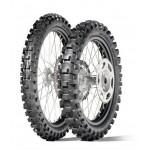 Padanga Dunlop 80/100-21 51M Geomax MX3S F