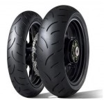 Padanga Dunlop 180/55ZR17 73W QUALIFIER II