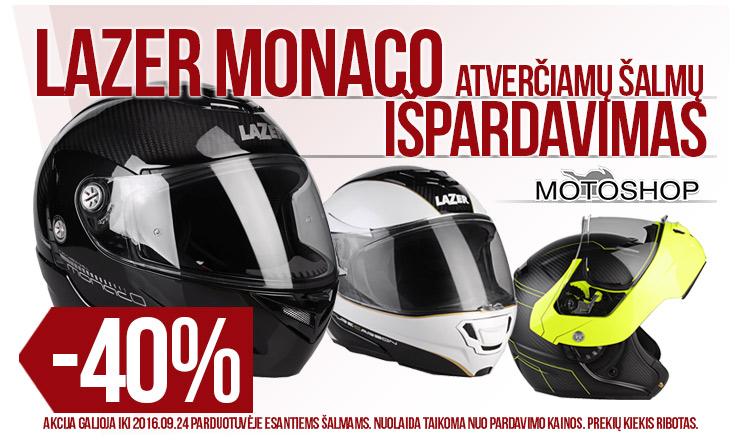 Monaco -40% akcija