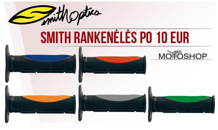Smith rankenėlės po 10 eur